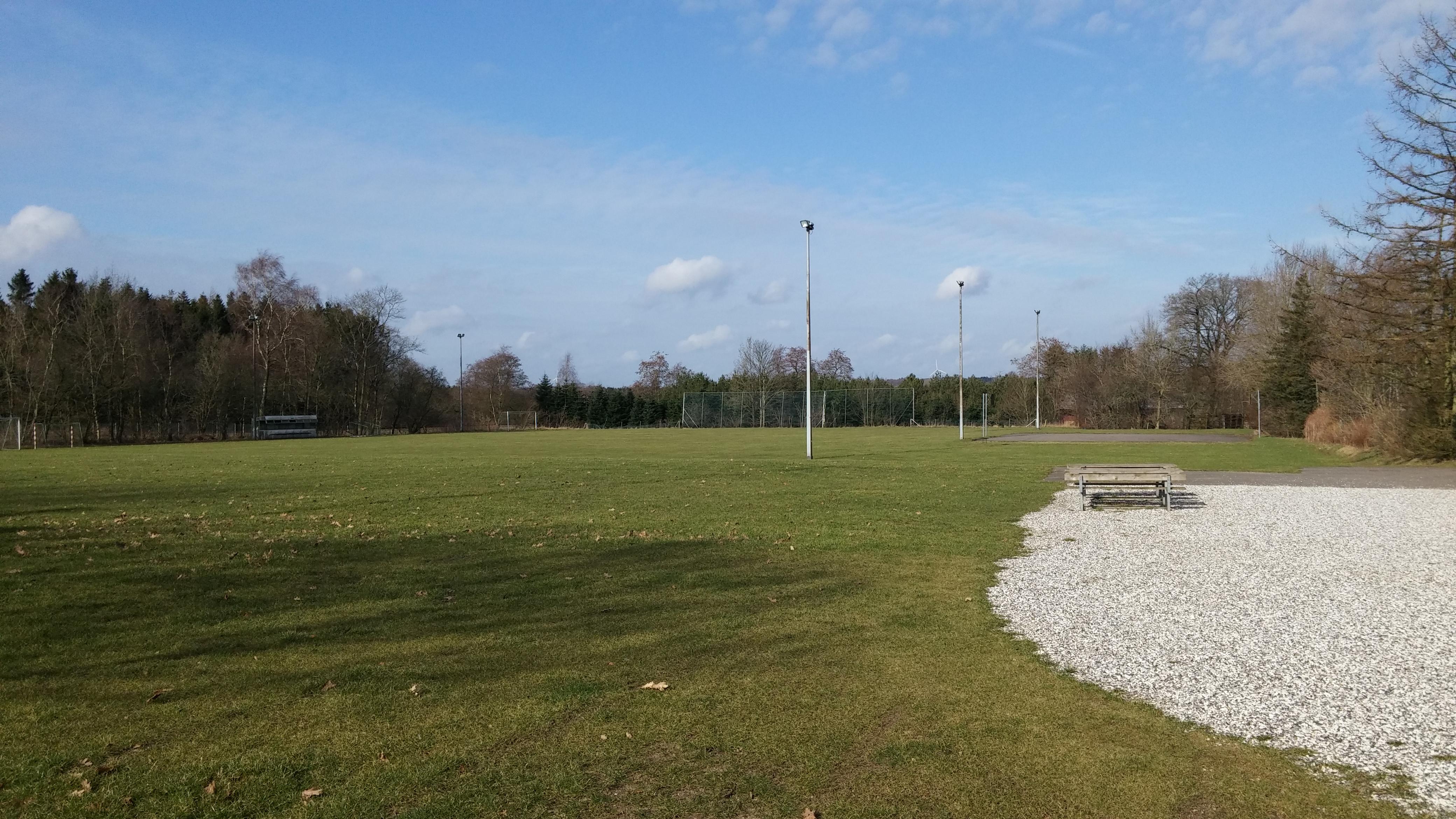 Sportspladsen