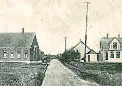 Farre Forsamlingshus 1905