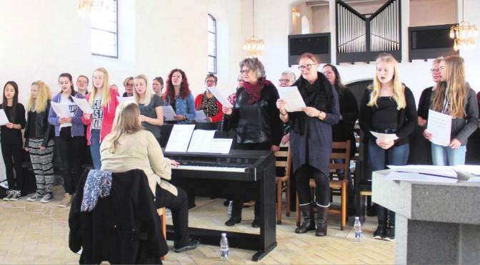 Gospel-workshop og koncert i Farre Kirke – AFLYST