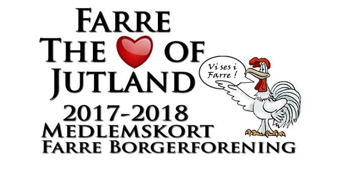 Medlemskab af Farre Borgerforening 2017/18